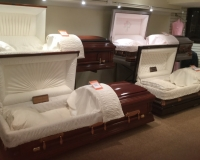 Oreilly Funeral NEW CASKET- Gallery Pic 3- Rose took this pic